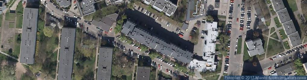 Zdjęcie satelitarne Viptax w Likwidacji