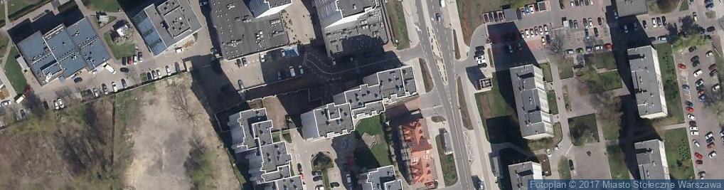 Zdjęcie satelitarne VIPU