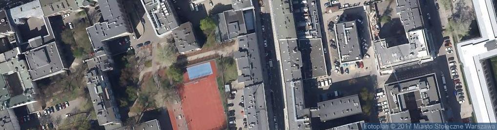 Zdjęcie satelitarne Vision Film - Dystrybucja filmów kinowych