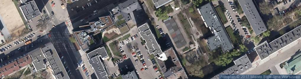 Zdjęcie satelitarne Wabi Przedsiębiorstwo Handlowe Bogusz Irena Walczak Alicja