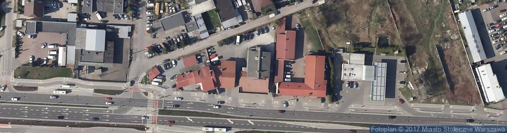 Zdjęcie satelitarne Walczak Auto Części Walczak Iwona Walczak Anna