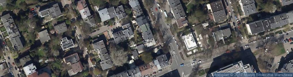 Zdjęcie satelitarne Wam Sp. z o.o.