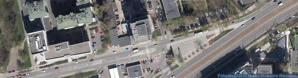 Zdjęcie satelitarne Warsaw Commercial Park Sp. z o.o.