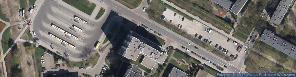 Zdjęcie satelitarne Warsaw Trust Advisors Its Michał Młodzik