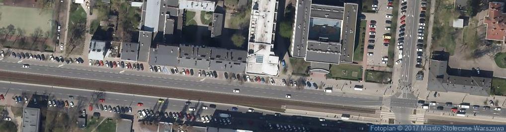 Zdjęcie satelitarne WARTA Grażyna Smolińska