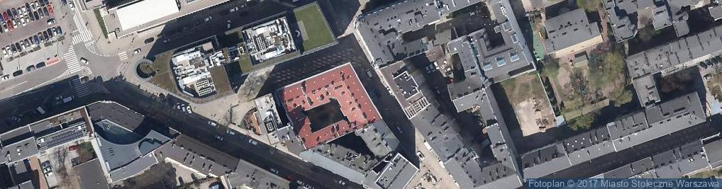 Zdjęcie satelitarne Wexpol-stoiska targowe