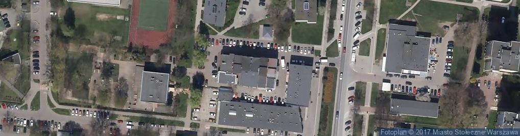Zdjęcie satelitarne Widok Spółka Jawna