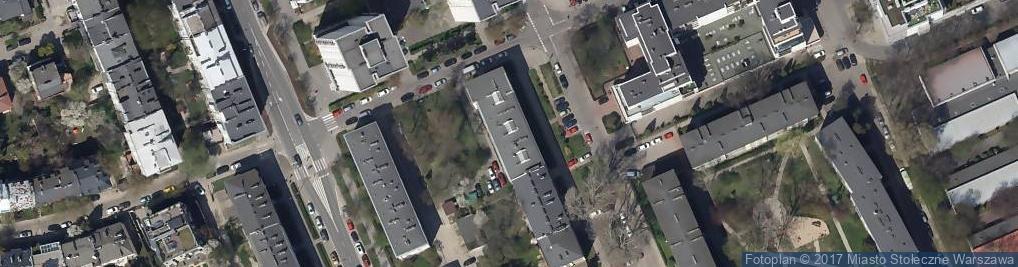 Zdjęcie satelitarne Wieloślad Studio Michał Ścibior