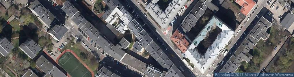 Zdjęcie satelitarne Wiktoria Kwiatkowska