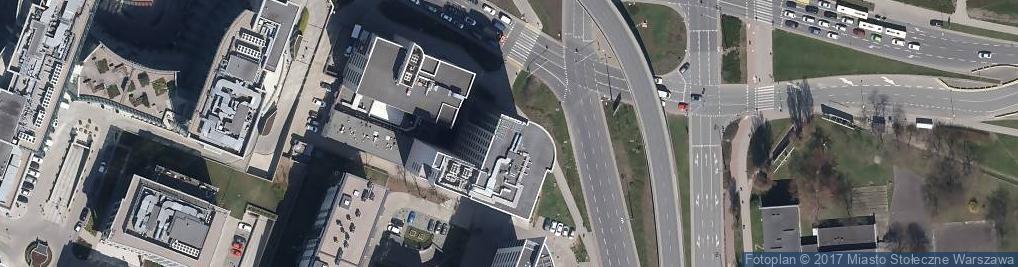 Zdjęcie satelitarne Willis Towers Watson Polska