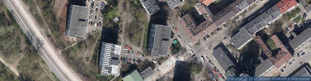 Zdjęcie satelitarne Wioletta Waśko - Działalność Gospodarcza