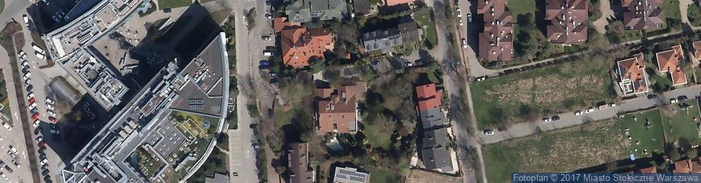 Zdjęcie satelitarne Wiślicka Menagement