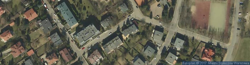 Zdjęcie satelitarne Witold Skoniecki