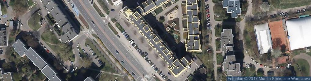 Zdjęcie satelitarne WLK System Zbigniew Witecki