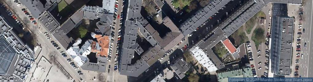 Zdjęcie satelitarne Wojciech Dziewit
