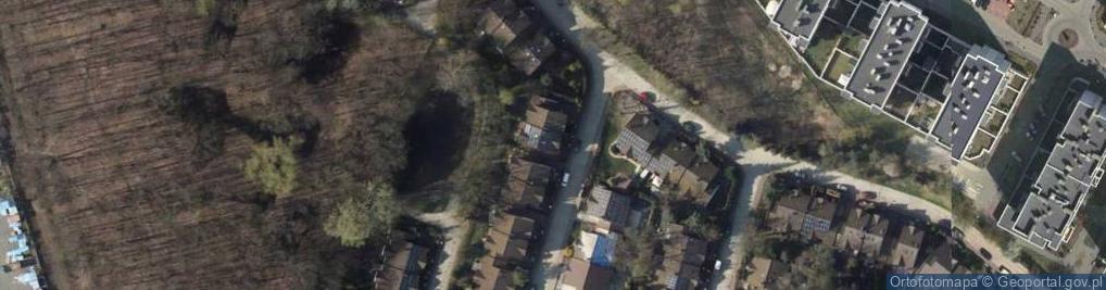 Zdjęcie satelitarne Wojciech Hunkiewicz Mazowieckie Centrum Poligrafii