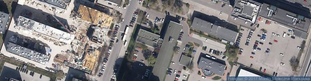 Zdjęcie satelitarne Wola Info S.A.