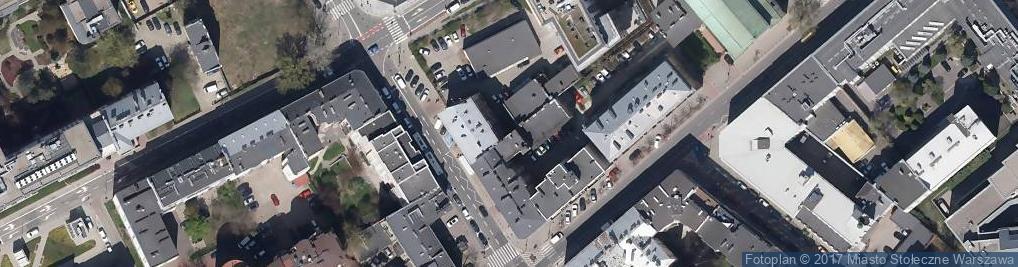 Zdjęcie satelitarne Wydawnictwo ARKADY Sp. z o.o.