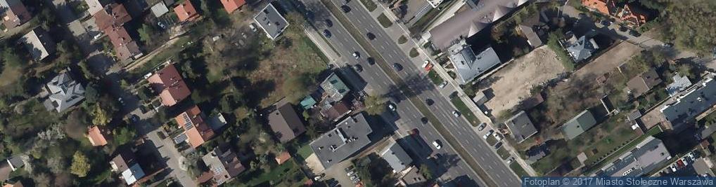 Zdjęcie satelitarne Wydawnictwo Biblioteczka Pracownicza