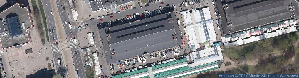 Zdjęcie satelitarne Wypożyczalnia Elektronarzędzi i Sprzętu Budowlanego