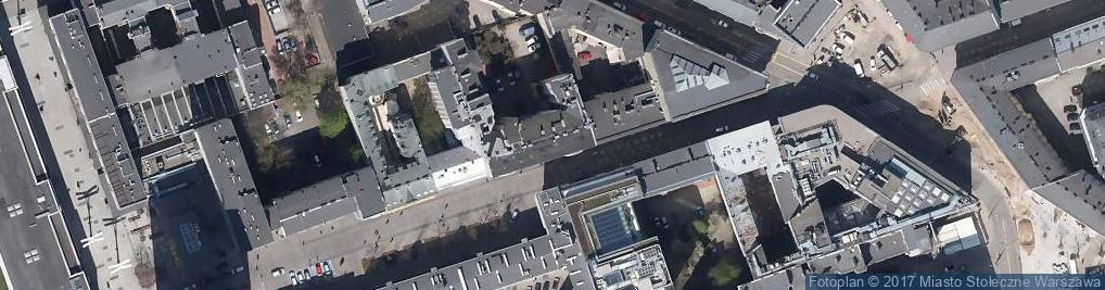 Zdjęcie satelitarne Wyroby Ludowe