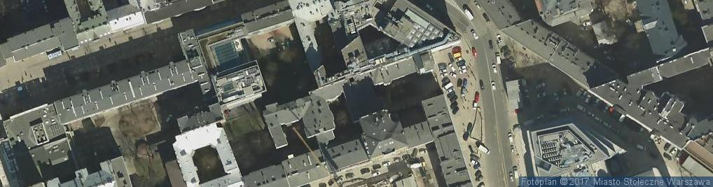 Zdjęcie satelitarne Yakuza