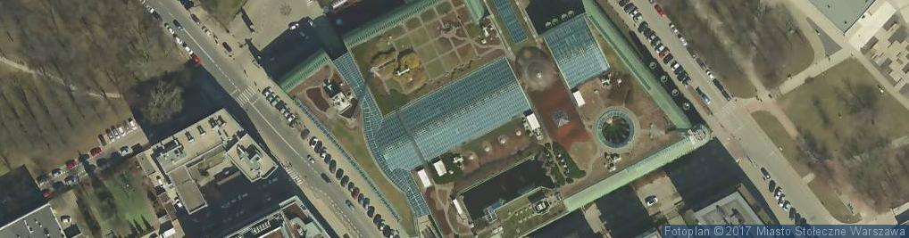 Zdjęcie satelitarne Your Design Sp. z o.o.