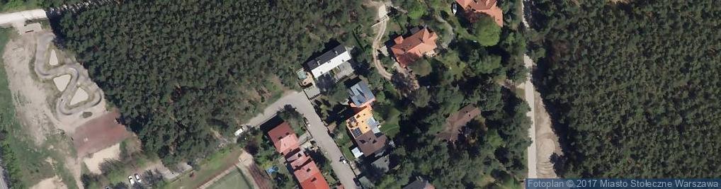 Zdjęcie satelitarne Zakład Elektromechaniczny Euro-Dźwig Łukasz Księżopolski