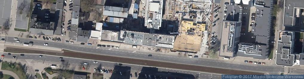Zdjęcie satelitarne Zarząd Transportu Miejskiego