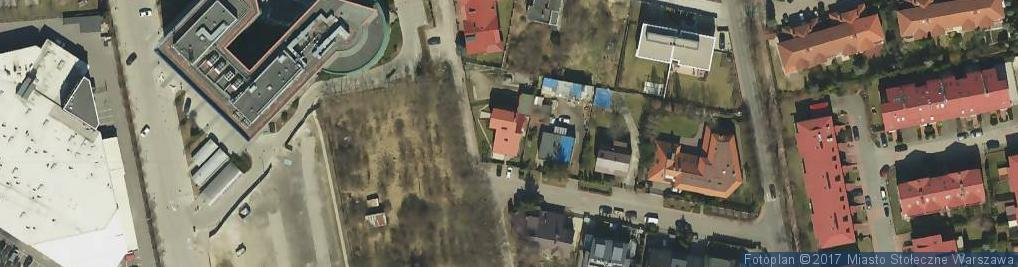 Zdjęcie satelitarne Zdrowie i Natura Bogusław Dembiński