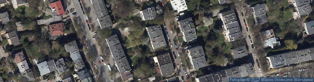 Zdjęcie satelitarne Złota Kaczka - Lunchbox Karina Jamorek