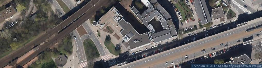 Zdjęcie satelitarne Związek Banków Polskich