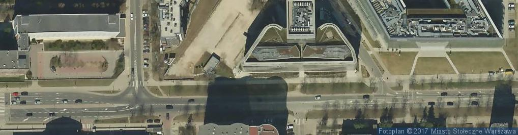 Zdjęcie satelitarne Kidzcorner Sp. z o.o.