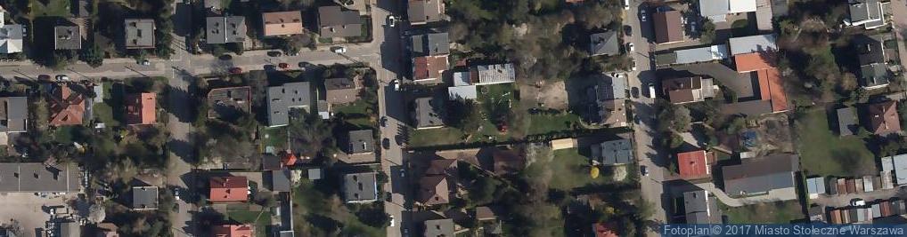 Zdjęcie satelitarne Niepubliczne Przedszkole Angielsko-Polskie 'Maja'