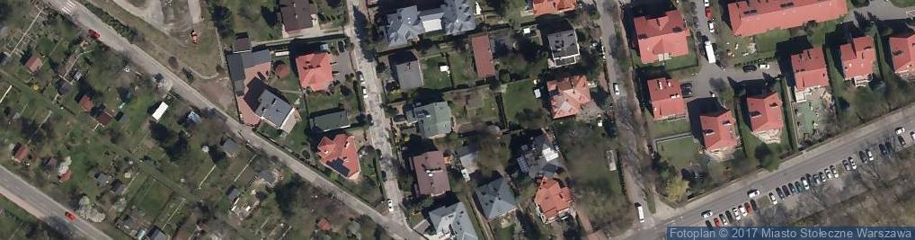 Zdjęcie satelitarne Piotruś Pan Przedszkole Niepubliczne