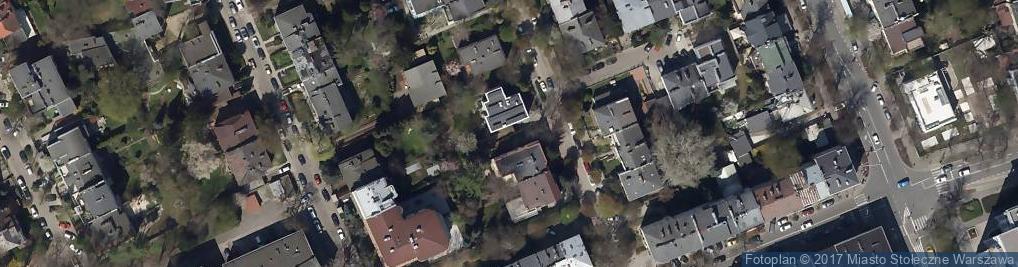 Zdjęcie satelitarne Przedszkole Niepubliczne 'Trampoline'