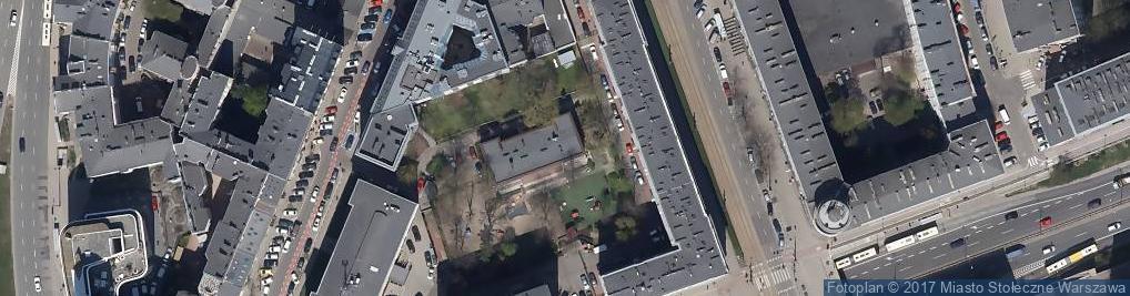 Zdjęcie satelitarne Przedszkole Nr 21