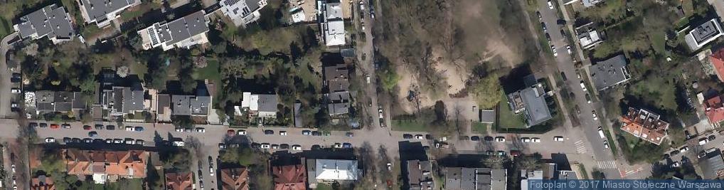 Zdjęcie satelitarne Punkt Przedszkolny Wieża Jeża