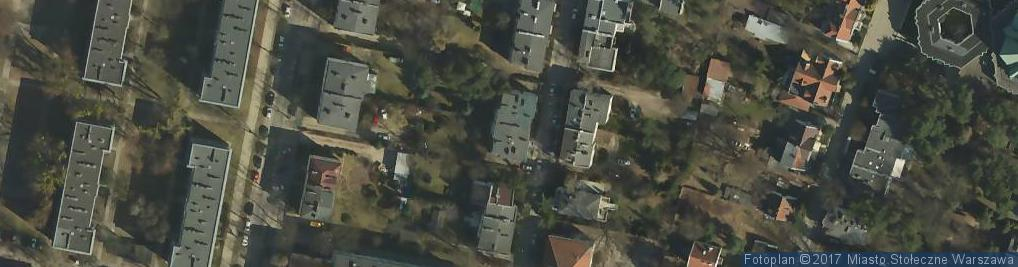 Zdjęcie satelitarne Lecznica Medea