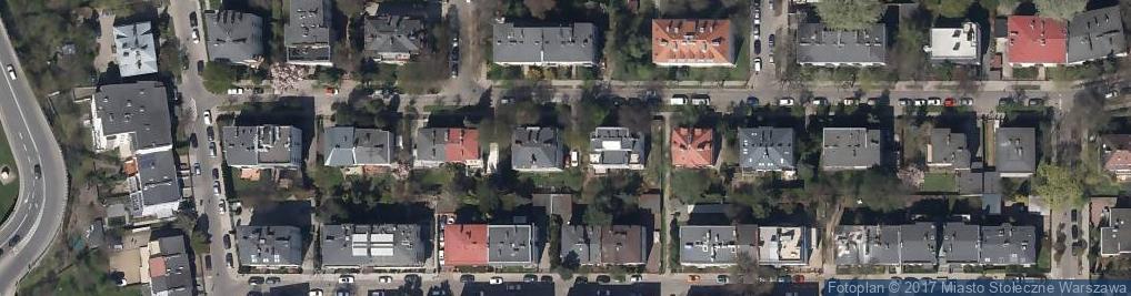 Zdjęcie satelitarne Ośrodek Psychoterapii - Tu i Teraz