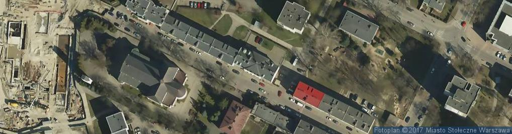 Zdjęcie satelitarne Przychodnia, Samodzielny Zespół Publicznych Zakładów Lecznictwa
