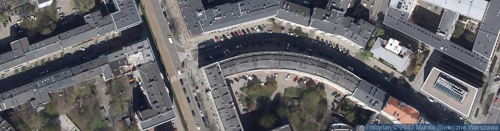 Zdjęcie satelitarne Przychodnia Specjalistyczna dla Kombatantów