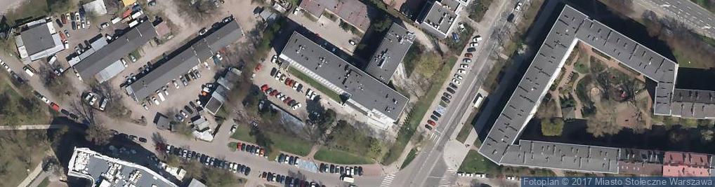 Zdjęcie satelitarne SAMODZIELNY ZESPÓŁ PUBLICZNYCH ZAKŁADÓW LECZNICTWA OTWARTEGO WA