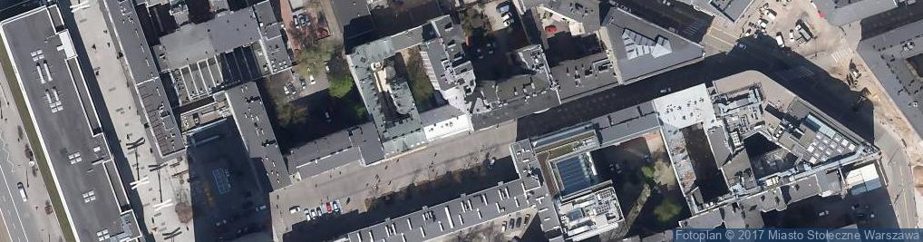 Zdjęcie satelitarne Centrum Psychoterapii Połączenie