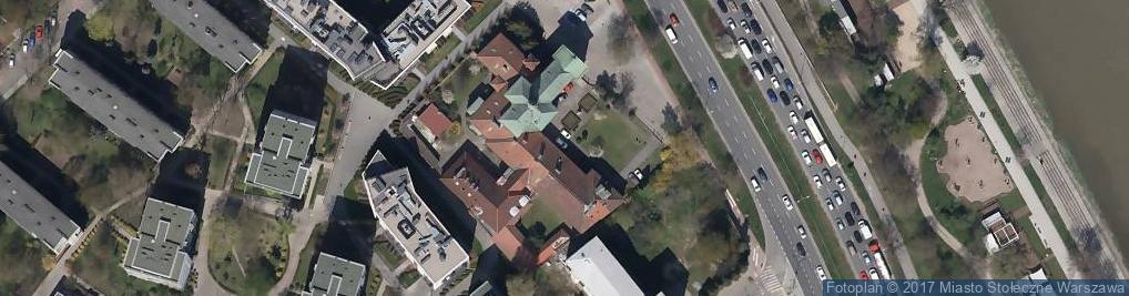 Zdjęcie satelitarne Strefa Zrozumienia