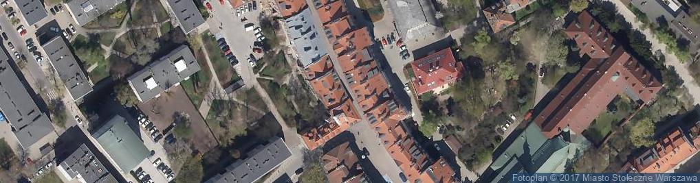 Zdjęcie satelitarne ''Elephant Belgian Pub''