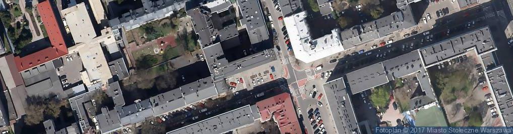 Zdjęcie satelitarne Pub 'Gemba'