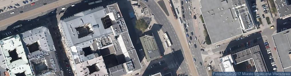 Zdjęcie satelitarne Pub