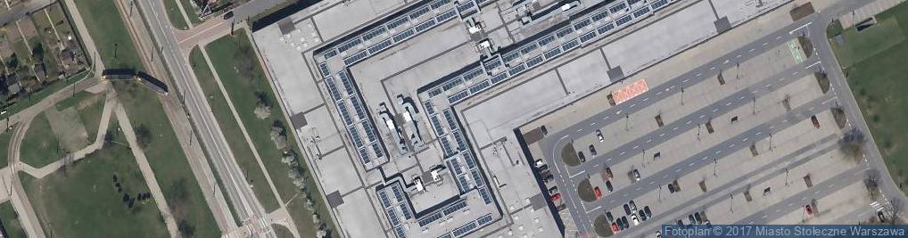 Zdjęcie satelitarne Puccini - Sklep odzieżowy