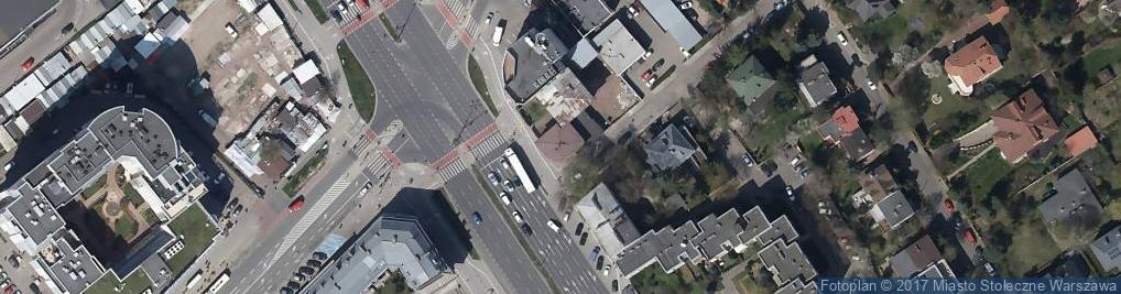 Zdjęcie satelitarne Ubezpieczenia PZU